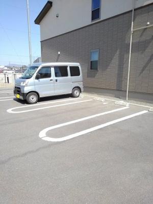 【駐車場】ネオリリーA