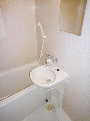 【浴室】アランシア本所吾妻橋