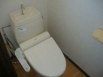 【トイレ】パーク雪谷