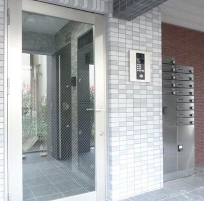 【エントランス】Smart Villa Togoshi