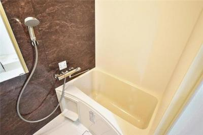 【浴室】グランクオール下赤塚