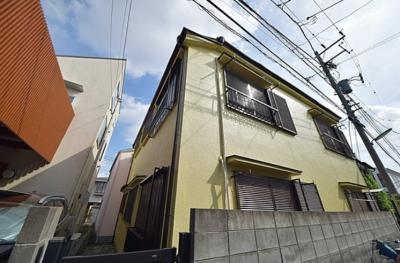 【外観】ハウス桜丘