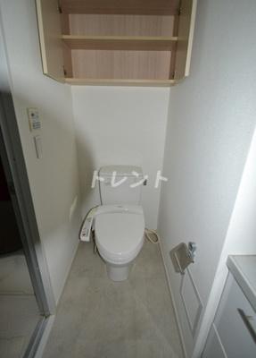 【トイレ】プライムアーバン新宿夏目坂タワーレジデンス