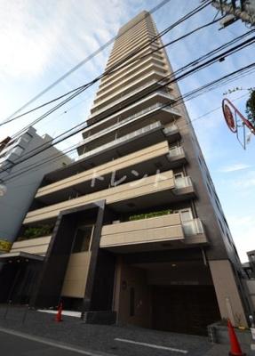 【外観】プライムアーバン新宿夏目坂タワーレジデンス