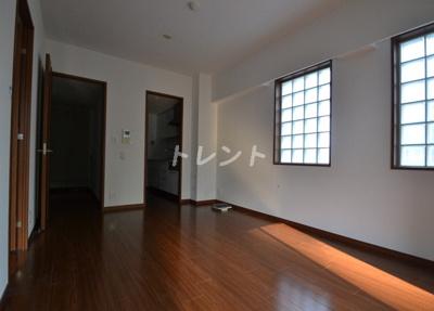 【居間・リビング】プライムアーバン新宿夏目坂タワーレジデンス