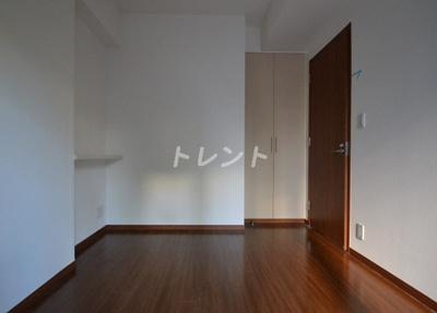 【寝室】プライムアーバン新宿夏目坂タワーレジデンス