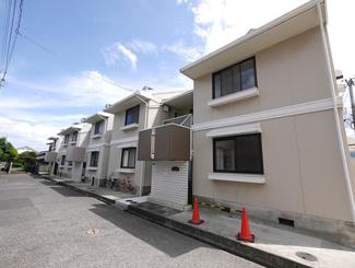 【外観】《軽量9.12%》北九州市小倉南区葛原本町6丁目2棟一括売アパート