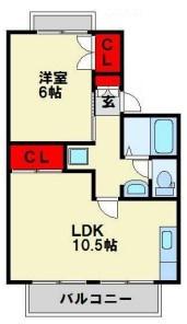 《軽量9.12%》北九州市小倉南区葛原本町6丁目2棟一括売アパート