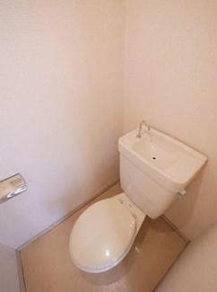 【トイレ】《軽量9.12%》北九州市小倉南区葛原本町6丁目2棟一括売アパート