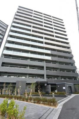 【外観】プレサンス大阪福島シエル