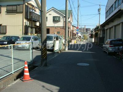 【外観】浜田町駐車場Y