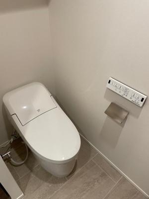 【トイレ】ザ・パークワンズ芝公園