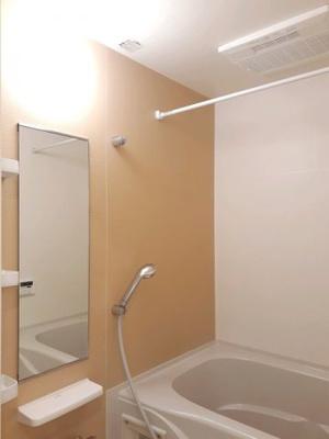 【浴室】クラール蔵本公園 C