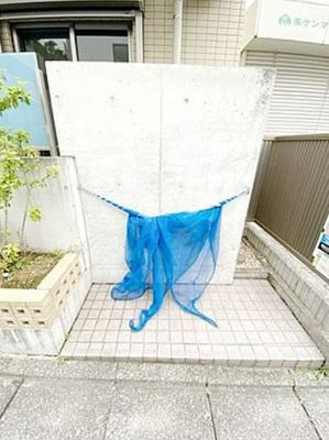 ☆敷地内ゴミ捨て場☆