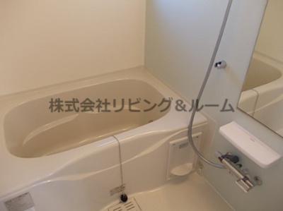 【浴室】メゾンTK Ⅰ棟