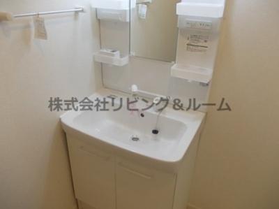 【洗面所】メゾンTK Ⅰ棟