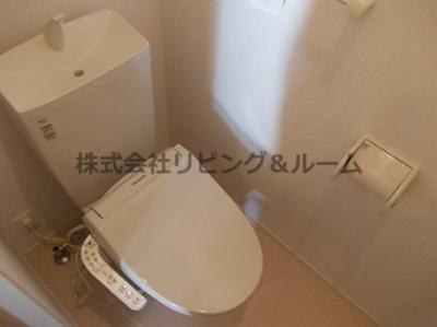 【トイレ】メゾンTK Ⅰ棟