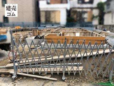 尼崎市武庫の里2丁目第3 新築一戸建て 2021/9/29現地撮影