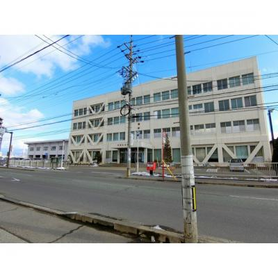 警察署・交番「長野中央警察署まで2349m」