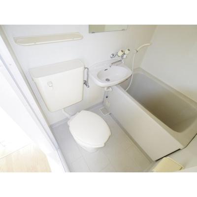 【浴室】村澤コーポ