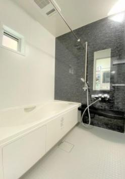 【浴室】府中市清水が丘3丁目 戸建