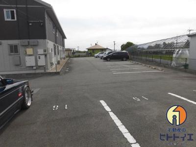【駐車場】エスパシオアネーロ