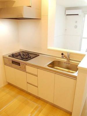 【キッチン】フェリオⅡ