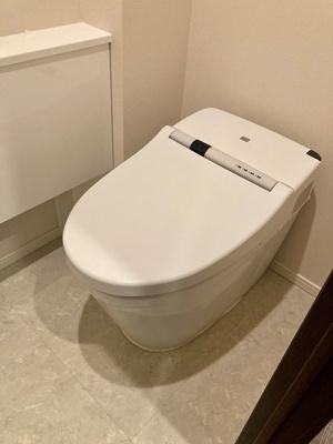 【トイレ】パークホームズ品川ザレジデンス
