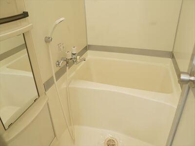 【浴室】マイン中島公園
