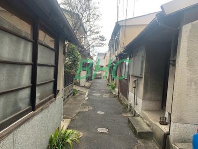 【前面道路含む現地写真】松本1丁目