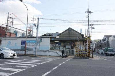 京阪島ノ関駅