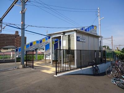 JR和歌山線布施屋駅まで70m