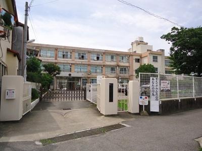 野崎小学校様まで240m