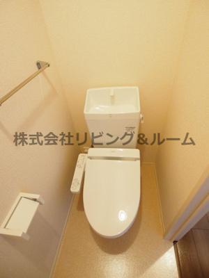 【トイレ】ヒル ヴァレイ A