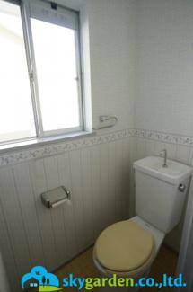 2Fトイレ