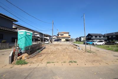 【駐車場】クレイドルガーデン阿見町うずら野第12
