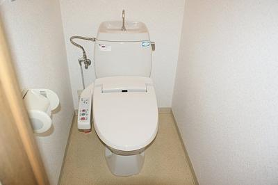 【トイレ】プラザインペリアル