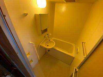 【浴室】サンビルダー六甲駅前
