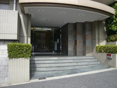 【エントランス】高田馬場パーク・ホームズ