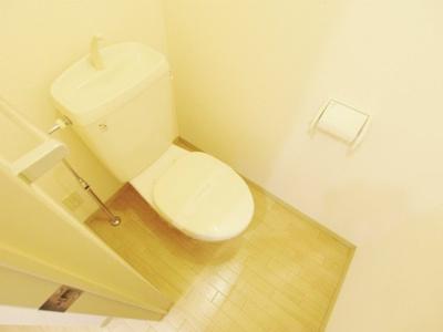 【トイレ】シーソン城泉 B棟