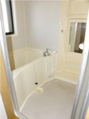 【浴室】メゾンプルニエ
