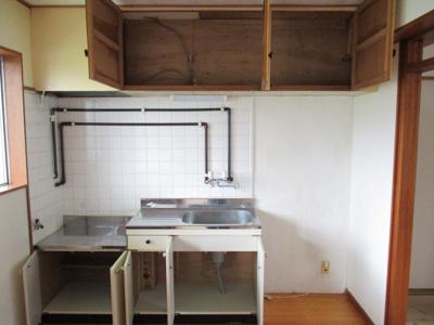 【キッチン】古波蔵アパート
