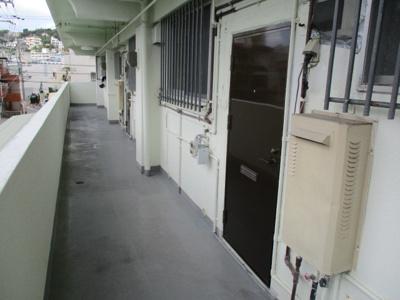 【玄関】古波蔵アパート