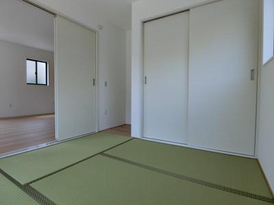 【和室】土浦市右籾8期 新築戸建(全1棟)