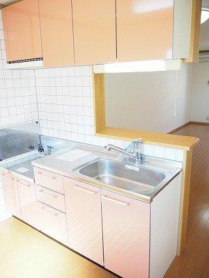 【キッチン】モア・ステージⅣ