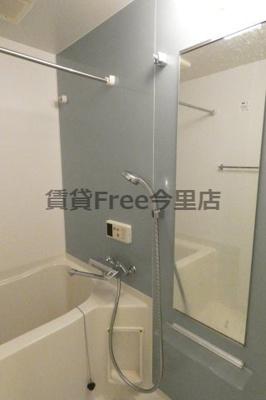 【浴室】グレンパーク中川 仲介手数料無料