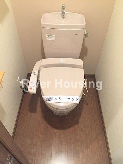 【トイレ】ルーブル中野新橋参番館
