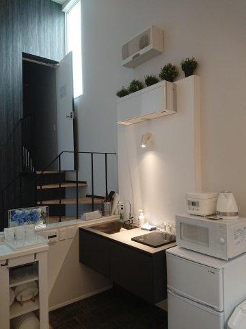 【キッチン】地行1丁目戸建て