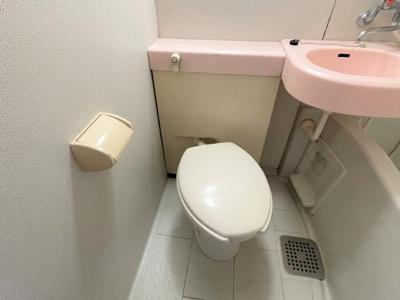 【トイレ】オーキッドヴィラ今里