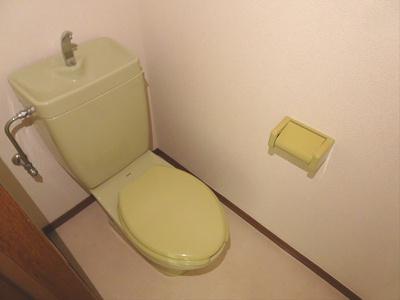 【トイレ】モア・ヴィラージュ